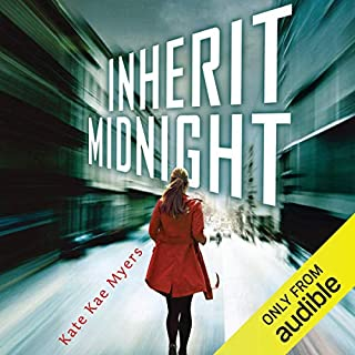 Inherit Midnight audiobook cover art
