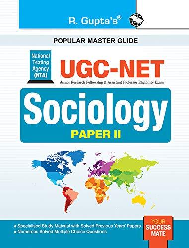 NTA-UGC-NET: Sociology (Paper II) Exam Guide