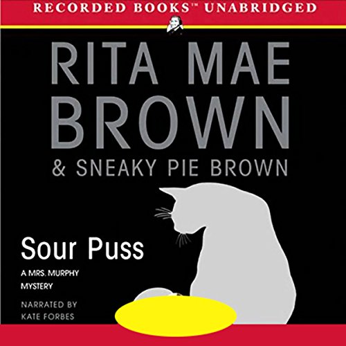 Sour Puss audiobook cover art