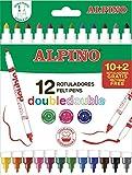 Alpino BOLSA 10+2 ROT.DOUBLE DOUBLE, AR002013