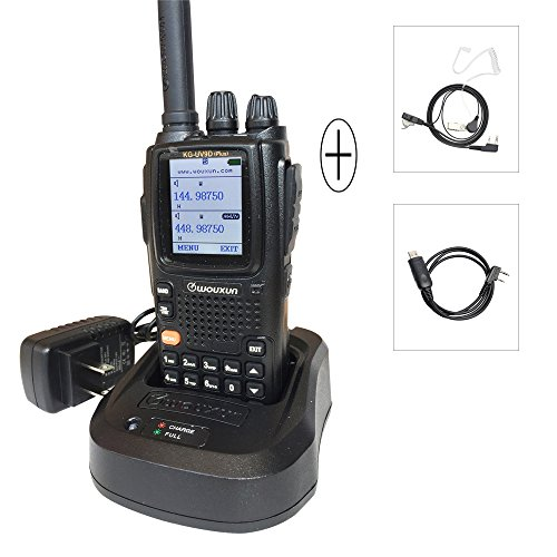 WouXun KG-UV9D Plus Two-Way Radio