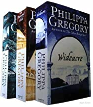 Philippa Gregory Wideacre Trilogy Series : 1 ,2 ,3 (Wideacre / The Favoured Child / Meridon