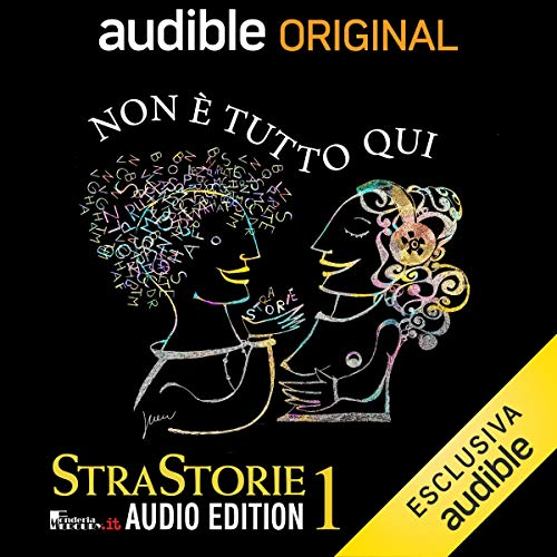 StraStorie Audio Edition 1 audiobook cover art