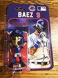 Javier Baez Chicago Cubs Imports Dragon Mini Bobblehead