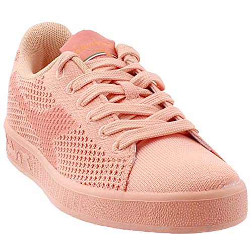 Diadora Womens Game Weave Lace Up Sneakers Shoes Casual - Pink - Size 11 M