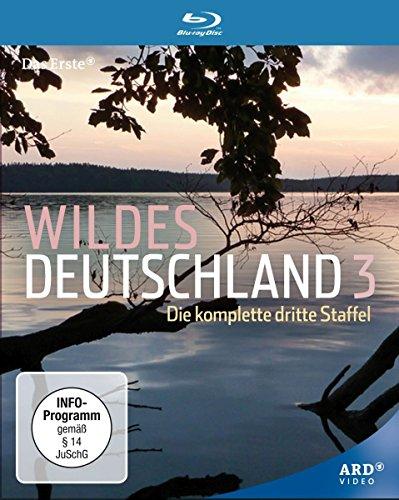 Wildes Deutschland 3 - Die komplette dritte Staffel [Blu-ray]