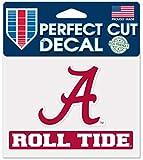 NCAA Alabama Crimson Tide 4'x5' ROLL Tide Perfect Cut Decal