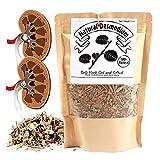 EidolonGreen [China Medicinal Herb] Kidney Health Tea (Gold Coin Grass/Lysimachia/jinqiancao/金錢草/금전초) Dried Bulk Herbs 3 Oz / 88g
