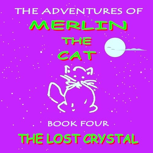 The Lost Crystal audiobook cover art
