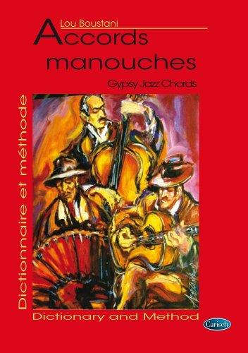 Accords Manouches/Gypsy Jazz Chords (French Edition)