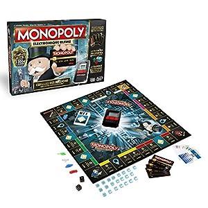 Monopoly Electronique Ultime - Juego de Mesa, versión Francesa