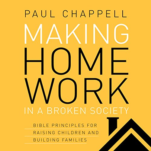 Making Home Work in a Broken Society audiobook cover art