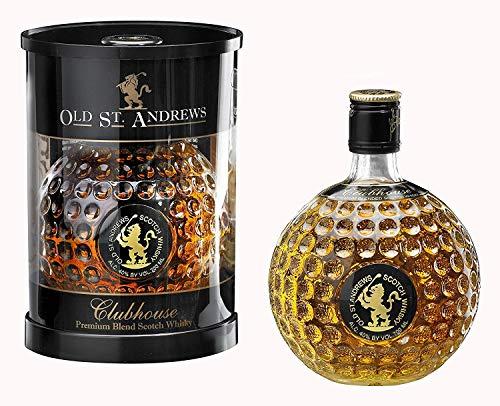 edler Scotch Whisky in der Golfball-Flasche