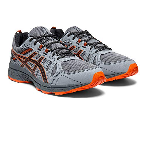 ASICS Mens 1011A560-023_42,5 Trail Running Shoe, Grey
