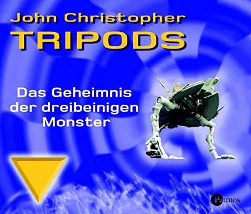 Tripods II - Das Geheimnis der dreibeinigen Monster. (Hörbuch)