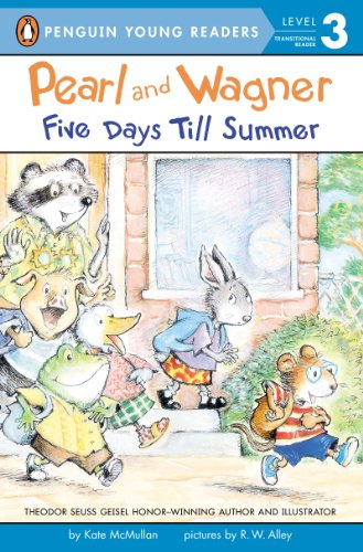 Pearl and Wagner: Five Days Till Summer (English Edition)