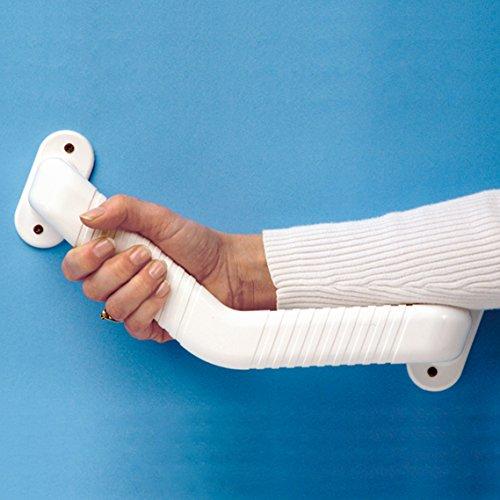 Ayudas tecno dinamicas, s.l. Ad565 - asidero angulado gordon 33cm