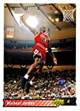 1992-93 Upper Deck #23 Michael Jordan Basketball Card - Chicago Bulls
