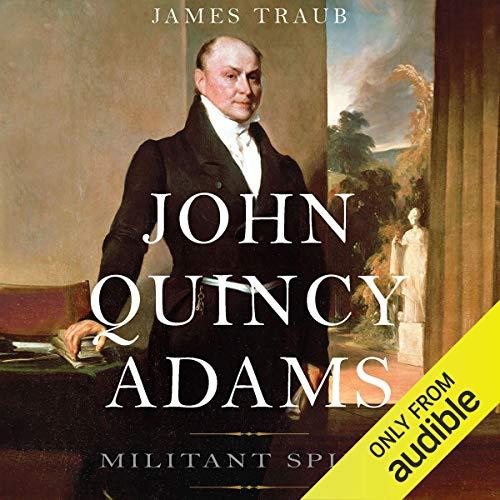 John Quincy Adams  By  cover art
