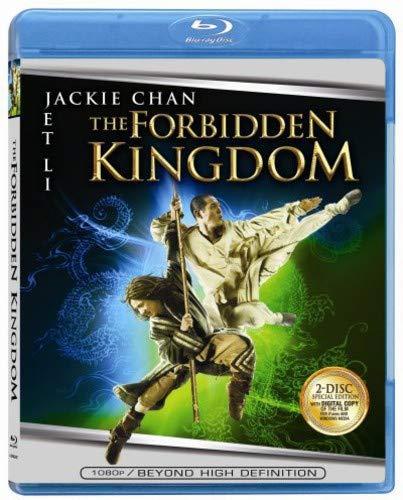 Forbidden Kingdom (2 Blu-Ray) [Edizione: Stati Uniti]