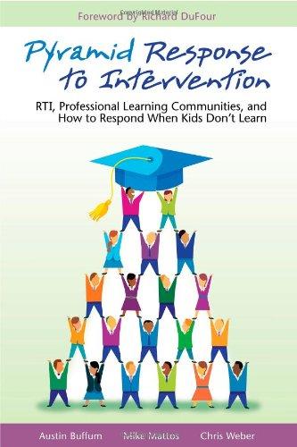 Pyramid Response to Intervention: RTI, Professional...