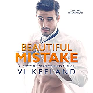 Beautiful Mistake audiobook cover art