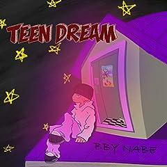 BBY NABE「Teen Dream」の歌詞を収録したCDジャケット画像