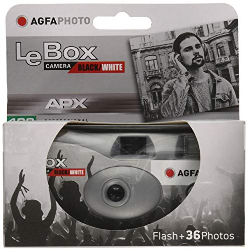 Agfa Foto LeBox Negro/Blanco 36