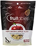 DOG TRTS, CRNCH, BACON, APL, Pack of 8