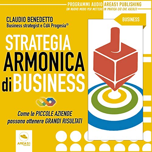 Strategia Armonica di business copertina
