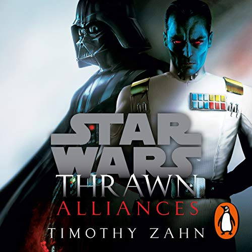 Thrawn: Alliances (Star Wars)                   By:                                                                                                                                 Timothy Zahn                               Narrated by:                                                                                                                                 Marc Thompson                      Length: 13 hrs and 21 mins     73 ratings     Overall 4.3