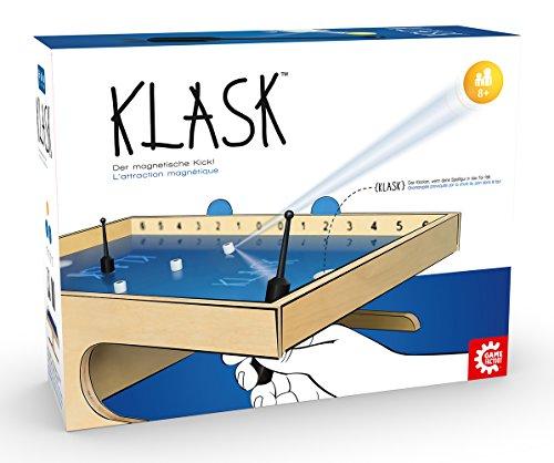 Gamefactory 646184 Klask-De Magnetische Kick