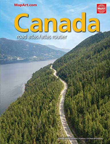 Compare Textbook Prices for Canada Road Atlas / Atlas Routier English and French Edition 1 Edition ISBN 9780886408633 by Canadian Cartographics Corporation