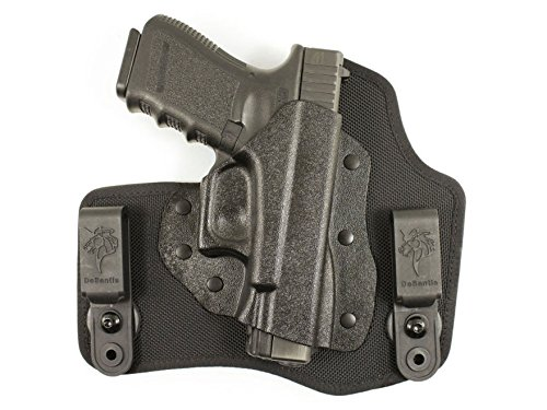 Invader Desantis Inside The Waistband (IWB) Holster – Springfiels XD-S 9MM and .45
