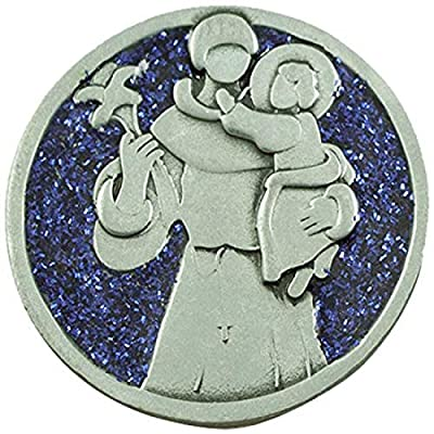 Cathedral Art Saint Anthony Companion Coin