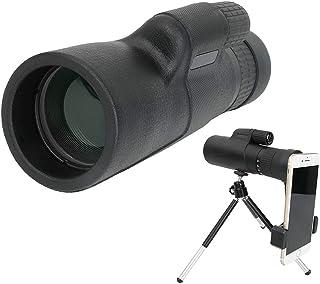 Binow 10-30x42 Monocular Zoom Focus Optics Dual Telescope, Day & Low Night Vision Waterproof...