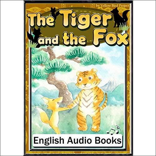 『The Tiger and the Fox(トラとキツネ・英語版)』のカバーアート