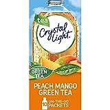 Crystal Light Sugar-Free Peach Mango Green...