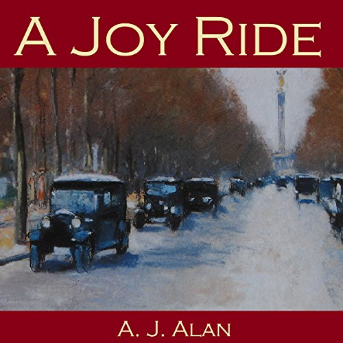 A Joy Ride Titelbild