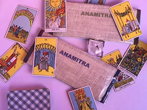 ANAMITRA - Varillas de Incienso Natural Hechas a Mano - Sandalias de azafrán, Frangipani, Lavanda,...