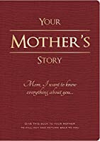 Piccadilly Your Mother's Story | ガイド付きファミリージャーナル | インスピレーションを与える引用と深さのある質問 | 204ページ モデル番号: 9781620091500