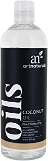 ArtNaturals Fractionated Coconut Oil, 16 Fluid Ounce