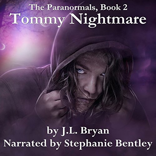 Tommy Nightmare audiobook cover art