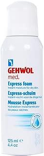 GEHWOL Med Express Foam, White Tea, 4.4 oz.