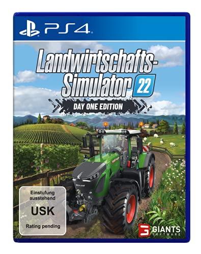 Landwirtschafts-Simulator 22: Day One Edition (exklusiv bei Amazon) - [Playstation 4]