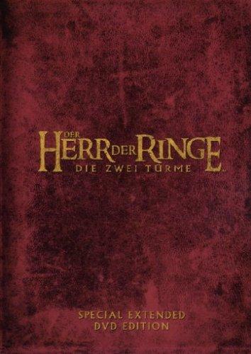 Der Herr der Ringe 2 - Die zwei Türme (Special Extended Edition, 4 DVDs)