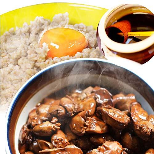 鶏肝煮&鶏そぼろ食べ比べセット《*冷凍便》 (800g(500g+300g))【まとめ買い割引・プライム】 まとめ買い対象商品 人気