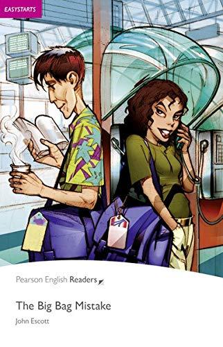 Penguin Readers: Easy Starters THE BIG BAG MISTAKE (Penguin Readers, Easystart)の詳細を見る