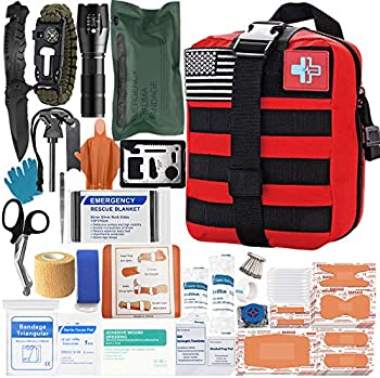 Laozybf Emergency Survival First Aid Kit