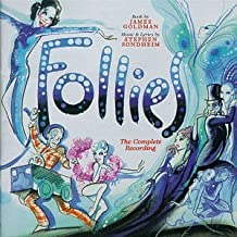 Follies - The Complete Recording 1998 New Jersey Cast